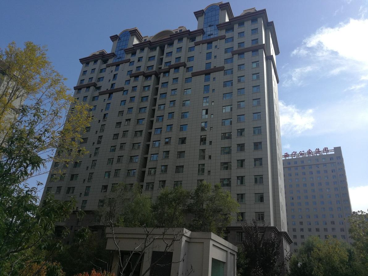 恒昌·卢浮公馆8#楼(江河源杯)
