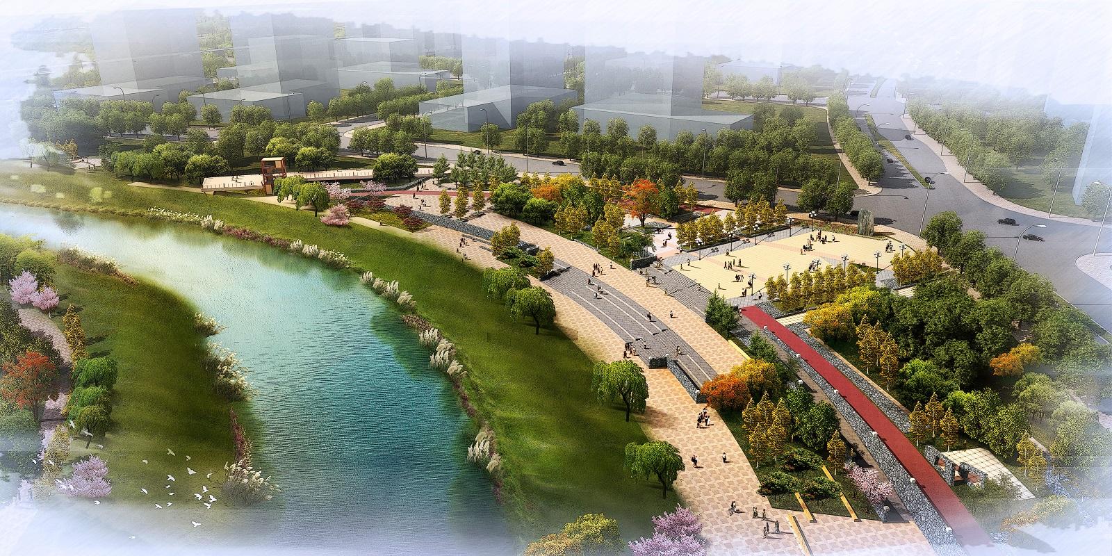 海东市平安心湿地文化公园(江河源杯)